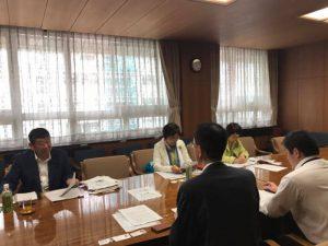 鳥取県庁にて20170524